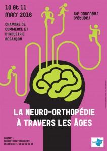 Affiche-Neuro-orthopédie